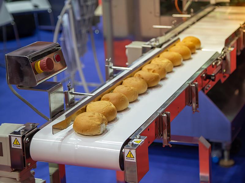 Хлебобулочное производство конвейеры транспортер для мебели в леруа мерлен цена